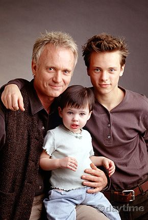 Anthony Geary, Jonathan Jackson, and