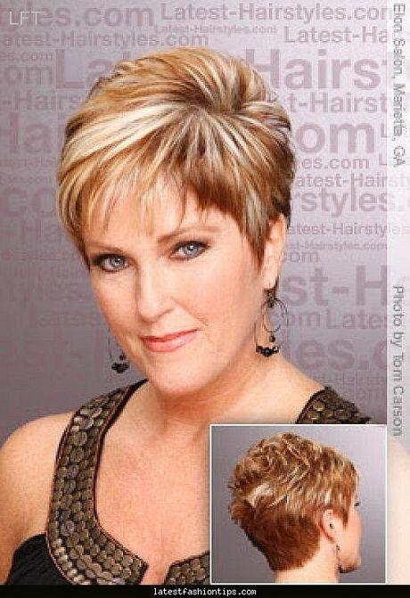 Short Hairstyles Women Over 50 2016 Short Hair Pictures Short Hair With Layers Short Hair Styles