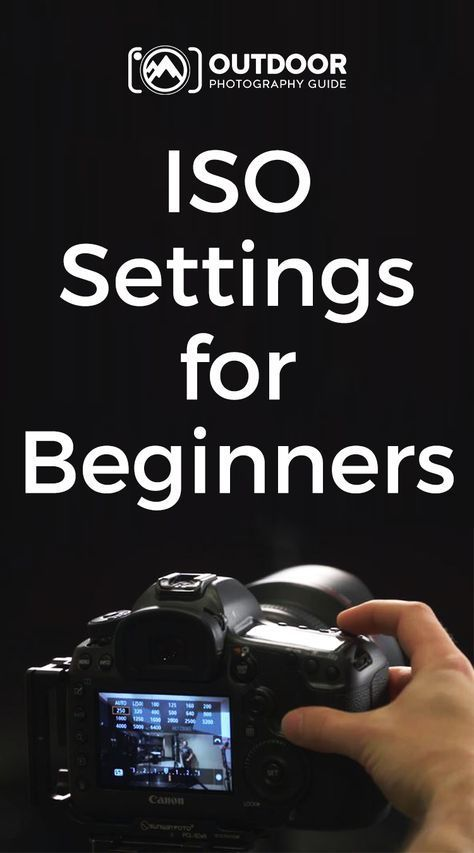 Tips To Understanding Iso For Beginners Outdoor Photography Guide Digital Photography Lessons Photography Lessons Digital Photography Backdrops