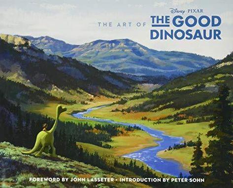 The Art of the Good Dinosaur - Default