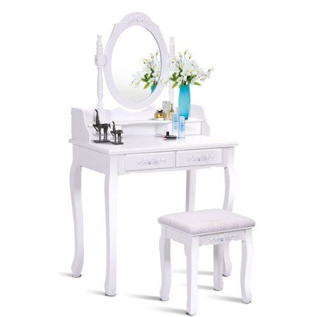 Country Decor French Country Decor Rustic Decor What Is Your Style Vanity Table Set Wooden Vanity Vanity Table