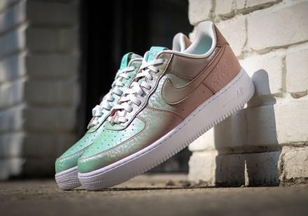 promo code 85a9a 8c564 miniature squares all over this nike air force 1 mid