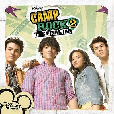 Camp Rock 2 The Final Jam 2010 Camp Rock Jonas Brothers Disney Channel Movies