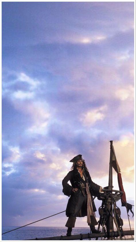 ✨Captain Jack Sparrow wallpaper✨