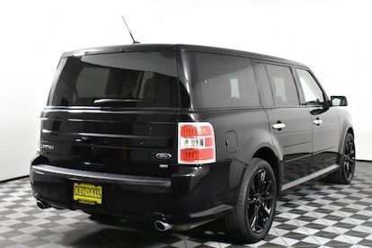Used 2019 Ford Flex Limited For Sale In Meridian Id Rc7904 Ford