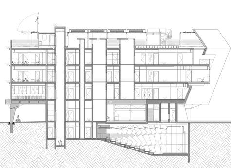 Gallery of The Porter School of Environmental Studies   Geotectura - plana küchen preise