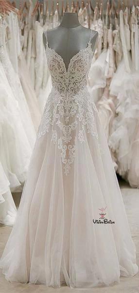 Wedding Party Dresses Bridesmaid Dress Stores Bride And Bridesmaid Dresses 20190316 Lace Applique Wedding Dress Cheap Bridal Dresses Applique Wedding Dress