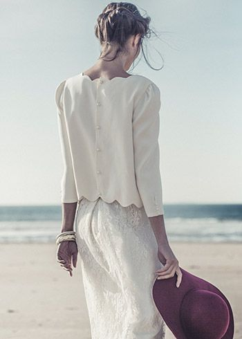 Robe ANDERSEN Top BRUYERE - Laure de Sagazan