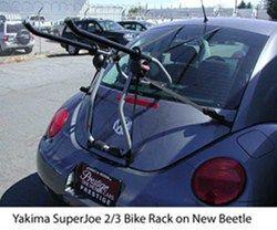 Installation Of Yakima Superjoe Pro 2 Bike Rack Y02629 On 2001