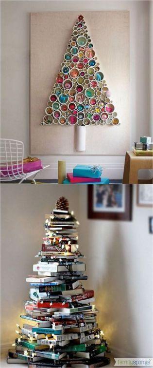 Best Amazing Christmas Decoration Ideas Diy Christmas Trees Unimaginable 5 Unique Christmas Decorations Creative Christmas Christmas Decor Diy