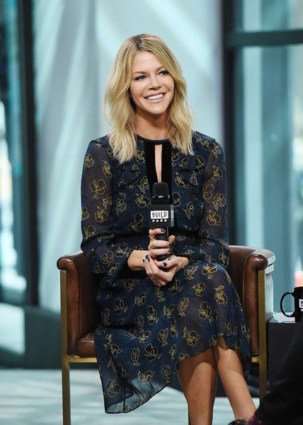 Actress Kaitlin Olson visits the Build Series to discuss her show 'The Mick.'