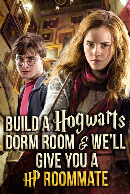 Harry Potter Quiz: Build A Hogwarts Dorm Room & We'll Give You A