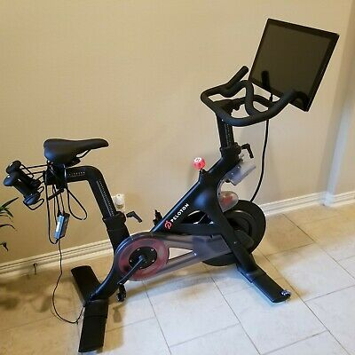 Ad Ebay Peloton Bike Biking Workout Bike Spin Bike Workouts