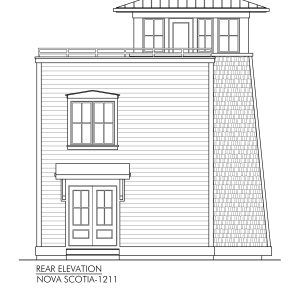 Nova Scotia 1211 Robinson Plans House Plans Tiny House Plans Tiny House Design