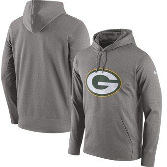 Con rapidez físicamente Escepticismo  Green Bay Packers Nike Circuit Logo Essential Performance Pullover Hoodie -  Gray | Sudaderas, Nfl, Green bay packers