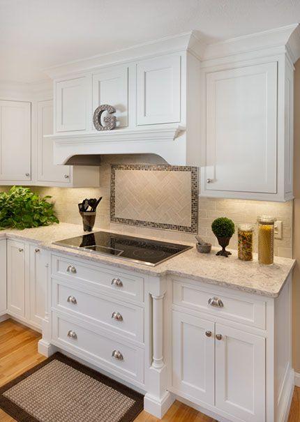 Beaded Inset cabinets. **LOVETHE COOKTOP SLIGHT LIP! Shiloh ...