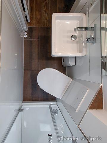 Badsanierung Minibad In Hamburg Winterhude Barmb Badsanierung Barmb Ha Kleiner Duschraum Kleine Badezimmer Design Mini Bad