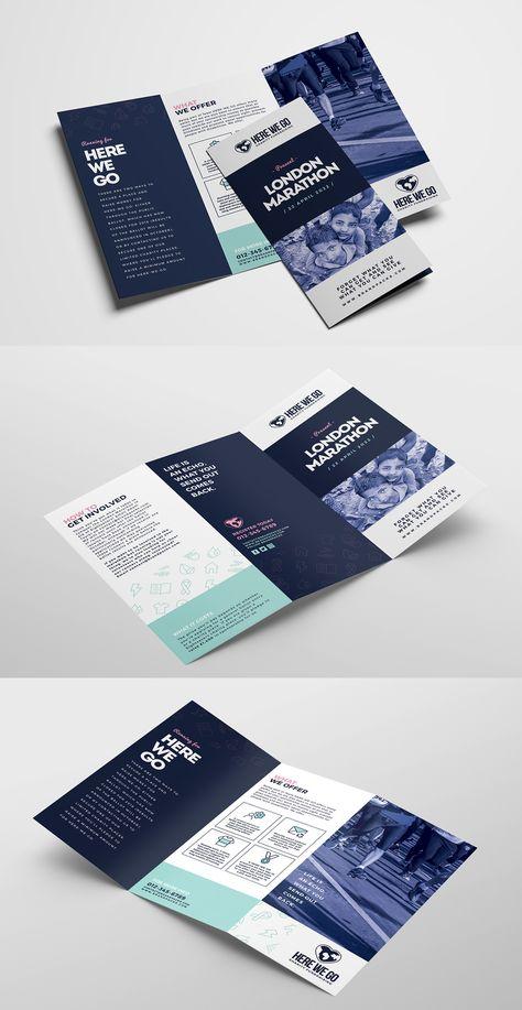 Pin On Bi Tri Quad Fold Brochures
