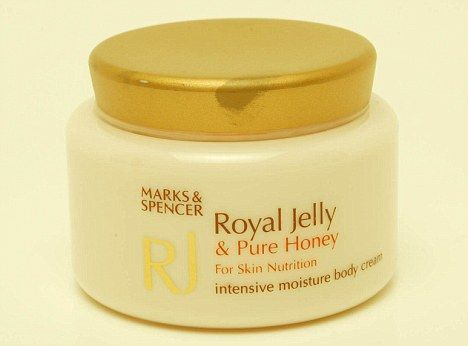 Giver Of Youth The Use Of Royal Jelly In Face Cream And Other Products Is Very Popular In Europe Many Companies Toda Prevent Wrinkles Skin Nutrition Wrinkles
