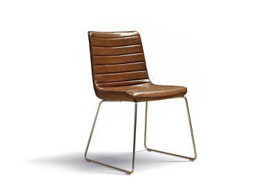 Stuhl Modern Aus Buffel Echtleder Mit Chromfussen Modell 40b Lederstuhle Stuhle Stuhl Design