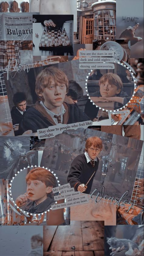 Wallpaper | Ron Weasley