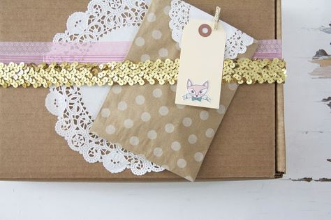 pretty wrapping: oh my little dears