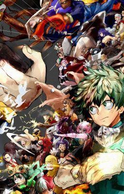 Bnha Various X M Reader My Destined Hero Academia Anime Wallpaper Hero Wallpaper My Hero Academia Episodes