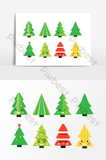 Hand Painted Green Trees Christmas Tree Design Png Images Ai Free Download Pikbest Merry Christmas Poster Creative Christmas Trees Christmas Tree Design