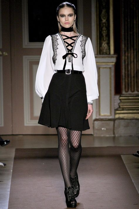 Andrew Gn Fall 2012 Ready-to-Wear Fashion Show