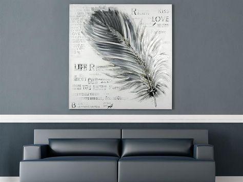 Leinwand Ölgemälde Wandbild Wandbild Für Wohnzimmer Dekoration