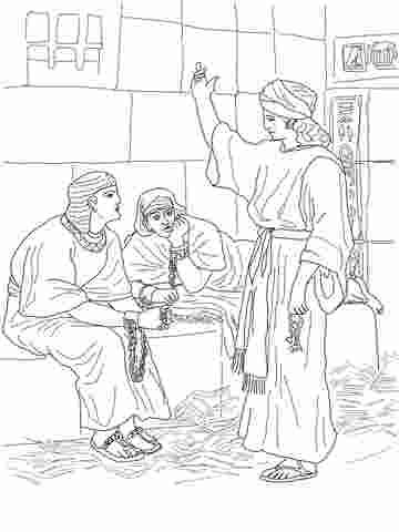 Coloring Book Coloring Pages Joseph In Prison More Than 67