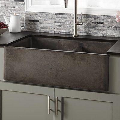 Farmhouse 33 X 36 Farmhouse Apron Kitchen Sink Rustic Kitchen