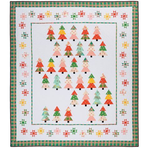 Wintery Pine Valley Kit By Wendy Sheppard | Christmas ...