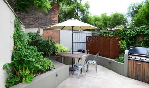 Small Backyard Designs Australia corrina bonshek's inspiration board - 10 best small backyards