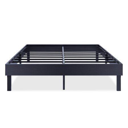 Home Wood Platform Bed Black Wood Bed Frame Wooden Bed Frames