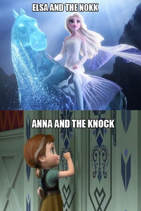 Elsa and the Nokk