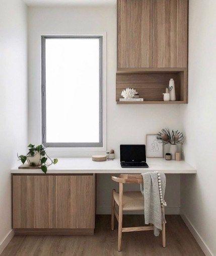 40 Fabulous Workspace Decor With Modern Style Rengusuk Com Ruang Kerja Apartemen Kamar Anak