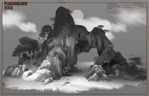 Nathan Fowkes Art: Location Design