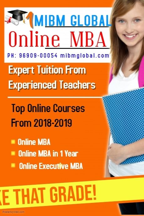 Master Of Business Administration Degrees Are Academic Programs That Are Only Awarded Once Students Complete Near Online Mba Business Administration Degree Mba