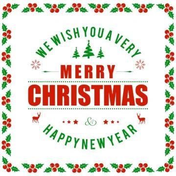 메리 크리스마스 프레임 매체 크리스마스 카드 파랑 메리 Png 및 벡터 에 대한 무료 다운로드 Christmas Vectors Merry Christmas Card Design Christmas Icons