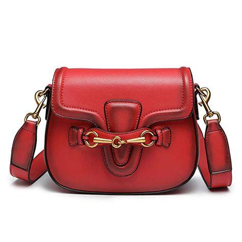 62f3ae885a69 Ophlid Designer Red Shoulder Bag for Women