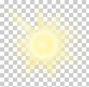 Light Yellow Halo Sun Sunlight Png Clipart Clip Art Sun Illustration Yellow Sun