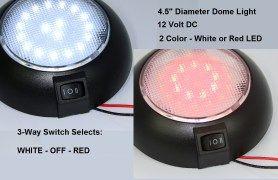 Led Downlight White Red Led Pilotlights 12 Volt Led Lights For Homes Led Lighting Home Led Lights Red Led