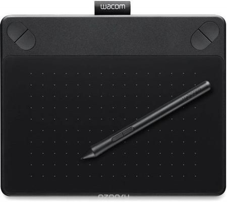 Графический планшет Wacom Intuos Pen CTL-480S-N CTL-480S-N – купить CTL-480S -N в интернет магазине DNS. Характеристики и цены на Графический планше…