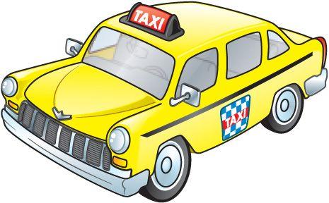 Αποτέλεσμα εικόνας για taxi clipart