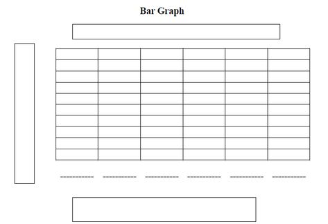 Printable Bar Charts Free Printables Worksheets Kids Gift Certificates In Three Projects To Try Graph Template Graphs