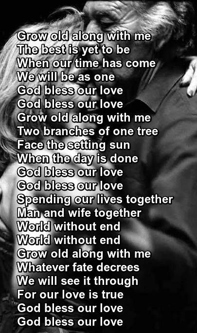 Grow Old With Me By John Lennon With Images John Lennon