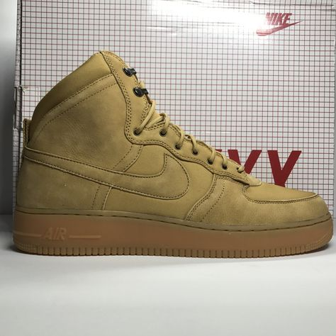 military high top air force ones