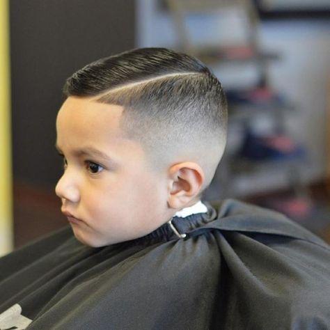 Moderne frisuren fur jungs