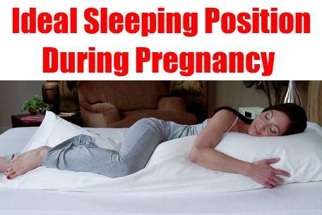 Third Trimester Sleep Deprivation Pregnancy Sleep Positions